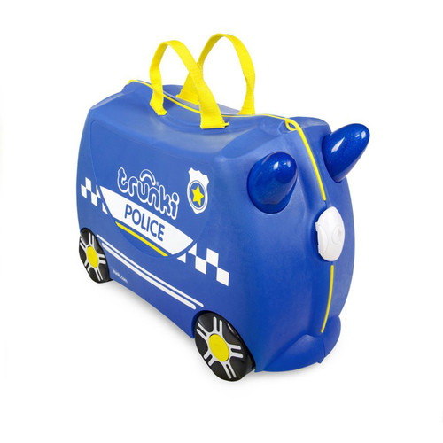Trunki Police Car Ride On Suitcase