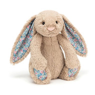 Jellycat Medium Bashful Bunny - Blossom Beige Plush Toy Online