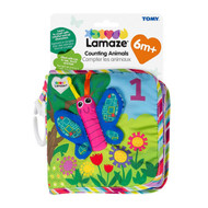 Lamaze Counting Animals Soft Book