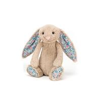 Jellycat Bashful Bunny - Blossom Beige - Small (18cm)
