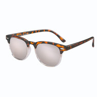 Frankie Ray Kids Cooper Faux Tortoise Shell Sunglasses