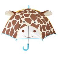Skip Hop Giraffe Zoo Kids Umbrella