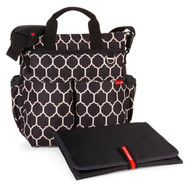 Skip Hop Onyx Tile Duo Spec Edition Diaper Bag