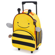 Skip Hop Bee Roll Along Luggage