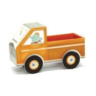 Fold my Car - Cardboard Bucky Truck