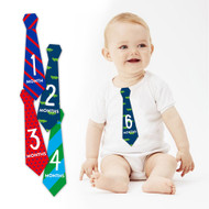 Pearhead First Year Tie Baby Stickers