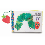 The Very Hungry Caterpillar Soft Book & Teether