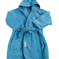 Silly Billyz Marine Organic Cotton Bath Robe - Peekaboo Baby