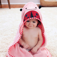 Skip Hop Ladybug Toddler Hooded Towel