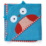 Skip Hop Owl Toddler Hooded Towel