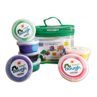 The Very Hungry Caterpillar Super Dough of 8 Tubs Set