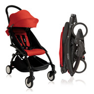 BabyZen Yoyo Plus Stroller - Red (6months+)