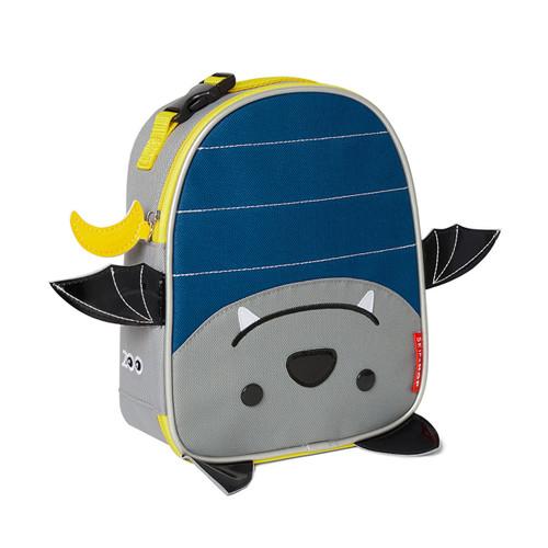 Skip Hop Zoo Kids Insulated Lunchie Bag - Bat