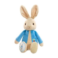 Beatrix Potter Peter Rabbit Beanie Rattle Toy