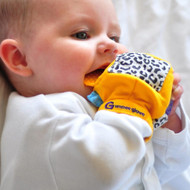 Buy Gummee Glove Teether Mitten - Yellow