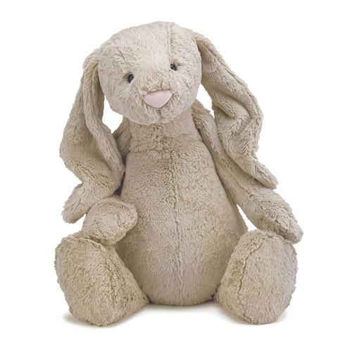 Jellycat Bashful Bunny Toy - Beige Huge (51cm) - Peekaboo Baby