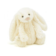 Jellycat Medium Bashful Bunny - Cream Plush Toys