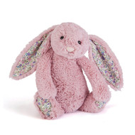 Authentic Jellycat Blossom Bashful Tulip Bunny - Medium