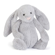 Jellycat Bashful Silver Bunny - Really Big