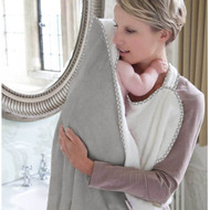 Cuddledry Baby Apron Bamboo & Cotton Towel