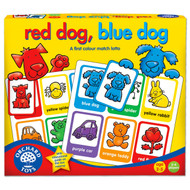 Orchard Toys Red Dog Blue Dog Lotto Game - Kids Educational Games Online