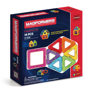 Magformers Magnetic Construction Set (14 Piece)