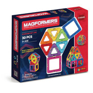 Magformers Magnetic Construction Set (30 Piece)