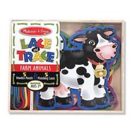 Melissa & Doug Lace & Trace Farm Animals