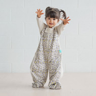 Organic Toddler Sleeping Bag to Sleep Suit 2.5 Tog