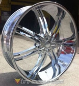 "26"" INCH B14 RIMS AND TIRES NAVIGATOR EXPEDITION ESV EXT SILVERADO TAHOE YUKON"
