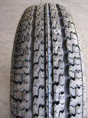 (1) ST 205/75/15 TRIANGLE TRAILER TIRE 2057515 6 PLY