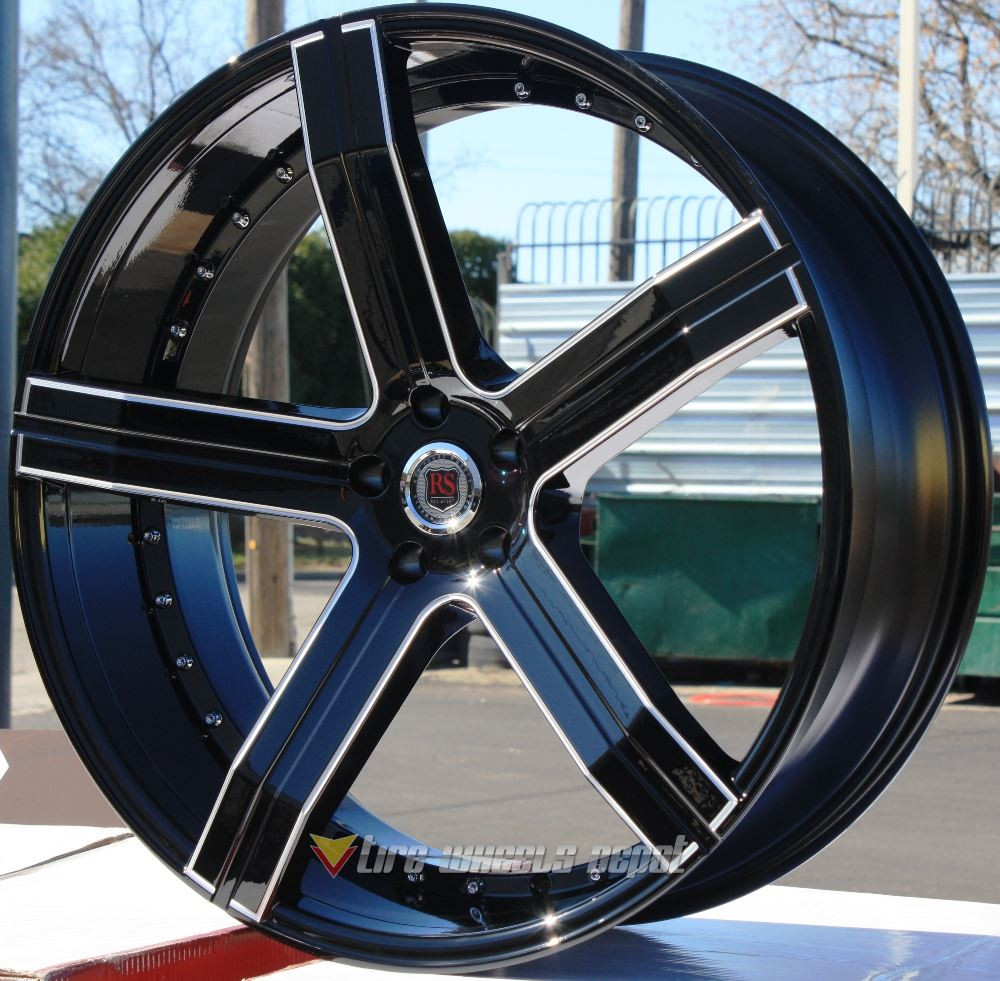 Lincoln Town Car 24 Inch Rims
