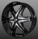 28 INCH DIABLO ELITE B RIMS AND TIRES GRAND MARQUIS EXPLORER CHARGER MAGNUM 300
