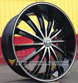 """28"""" INCH B19B RIMS + TIRES EXPLORER RANGEROVER CHARGER AVIATOR CROWN VIC MARQUIS"""