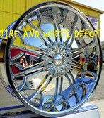 28 INCH TF706 RIMS WHEELS AND TIRES AVALANCHE NAVIGATOR MARK LT YUKON DENALI
