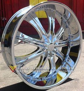 28 Inch Rsw33 Rims Wheels And Tires Suburban Qx56 Avalanche Yukon