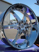 28 INCH P814 RIMS + TIRES 5 LUG 5X135 MARK LT NAVIGATOR F150 EXPEDITION