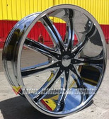 28 INCH DCENTI 29 RIMS WHEELS AND TIRES 6X135 / 6X139.7 +25 TAHOE SIERRA YUKON
