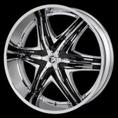 "26"" Diablo Elite Rims & Tires F-150 Navigator Expedition Escalade EXT Armada H3"