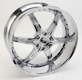 26 INCH B105 RIMS AND TIRES SILVERADO SUBURBAN ESCALADE TAHOE AVALANCHE 6X139.7