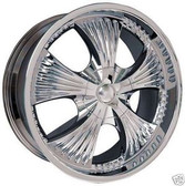 """22"""" INCH 709 RIMS AND TIRES PARK AVE AWD CHARGER 300"""