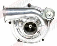 SWAG PERFORMANCE 7.3L UPGRADED TURBO 1.0 A/R COMPRESSOR HOUSING