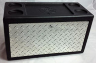 STRIKE FORCE ZEBRA Jeep Lock/Storage Box 07-17 Jeep Wrangler JK/JKU