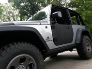 STRIKE FORCE ZEBRA Jeep Wrangler Half Doors 2 Door Model