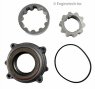 ENGINETECH 7.3L PRESSURE KING OIL PUMP & COVER UPGRADE KIT - EPK-119