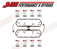 SWAG PERFORMANCE 7.3L VALVE COVER GASKETS & MOTORCRAFT GLOW PLUGS - SUPER DUTY
