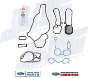 7.3L OEM FRONT COVER / HPOP RESERVOIR GASKET SEAL KIT