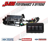 MOTORCRAFT OEM FORD UPFITTER SWITCH ADD-ON KIT - 11-16 TRUCKS