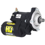 XDP WRINKLE BLACK GEAR REDUCTION STARTER XD253