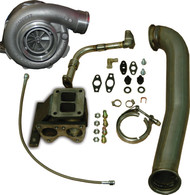 PPE 116007000 GT40R SERIES TURBO KIT WITH GARRETT GT4094R TURBO
